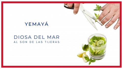 Yemayá, Diosa del Mar.
